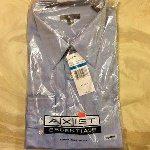 *New* Men's Axist 17.5/36-37 Dress Shirt